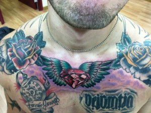 cool_custom_traditional_illustrative_realistic_diamond_wings_filler_chest_tattoo_blood_diamond_david_meek_tattoos_true_til_death_tattoo_company_ashtabula_ohio